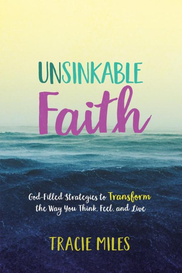 A book review on UnSinkable Faith by Tracie Miles