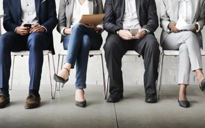 Bewerbungsgespräch & Probearbeit mit virtuellen Assistenten