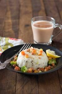Vegetable Upma Recipe | How to make Vegetable Upma