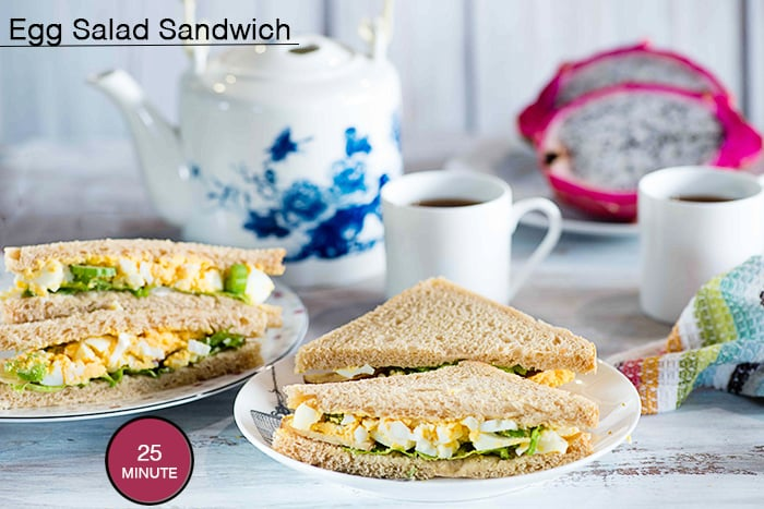 Egg Salad Sandwich | Healthy and Delicious Breakfast ...