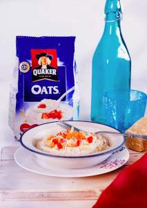 Oats Risotto | Flavours of Italy at My Tasty Curry