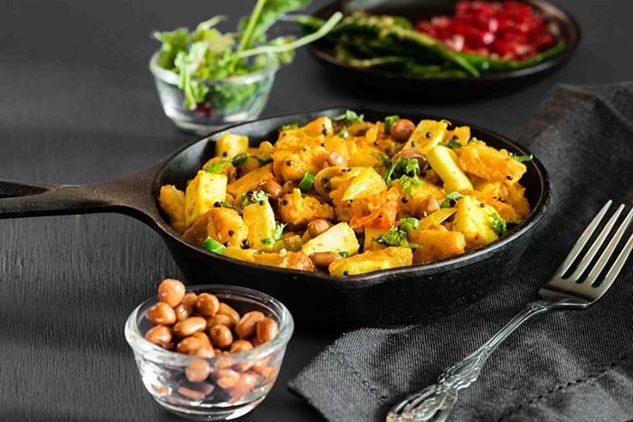 Bread poha recipe indian breakfast recipe my tasty curry forumfinder Choice Image