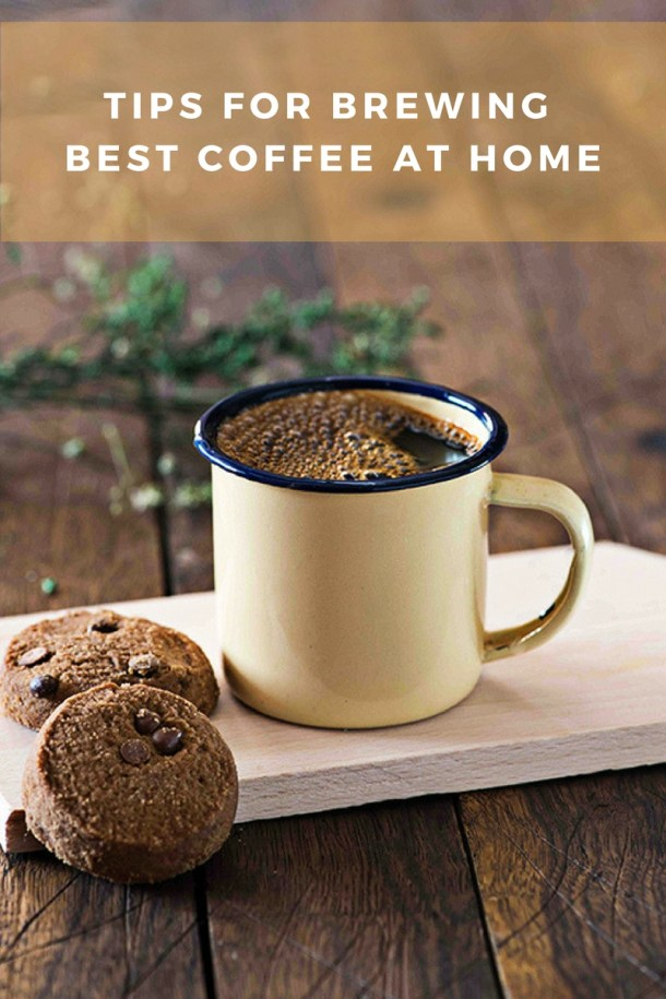 Kick start your day with a delicious cup of self-brewed coffee. Well! this is easier said than done. Coffee addicts will know the struggle of failing to satisfy their need of some delectable, flavorful coffee. Brewing is an art and most of don't do it very well. This is mostly because many of us lack the knowledge of and the correct technique of brewing. But what if I told you that you could satisfy your taste-buds and it is not even very hard. Just follow a few basic steps, keep in mind certain tips on how to brew the best coffee at home, and you've earned yourself a delightful cup of coffee at home.