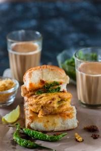 Vada Pav Recipe | Famous Mumbai Street Food