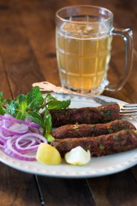 Vegetarian Seekh Kabab Recipe | Veg Seekh Kabab Indian Recipe