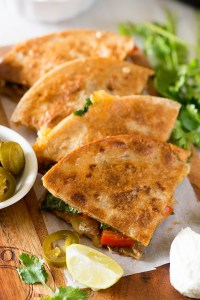 Beans and Veggie Quesadilla Recipe with Aashirvaad Multigrain Atta  #MultigrainskaAashirvaad