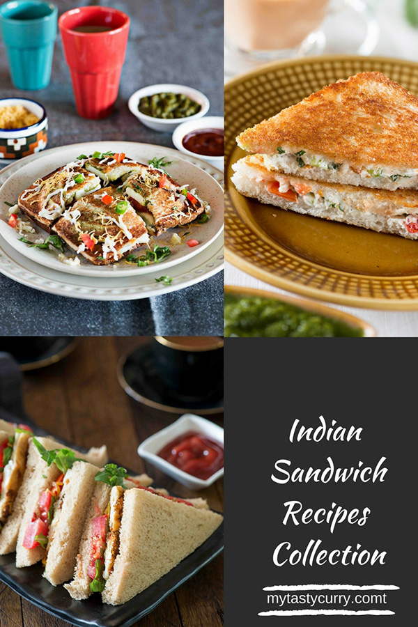 Sandwich recipes 5 easy indian sandwich ideas my tasty curry sandwich recipes easy indian hot sandwichs and cold sandwiches a sandwich is a quick and forumfinder Image collections