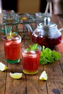 Hibiscus Tea Recipe | How to Make Hibiscus and Raspberry Tea