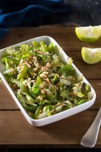 Cabbage Capsicum Sabzi – Capsicum and Cabbage Stir Fry – 20 Minutes Curry in Hurry