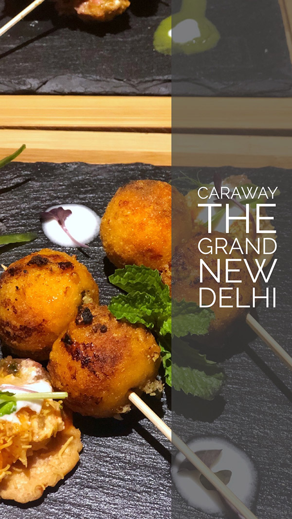 caraway the Grand New Delhi