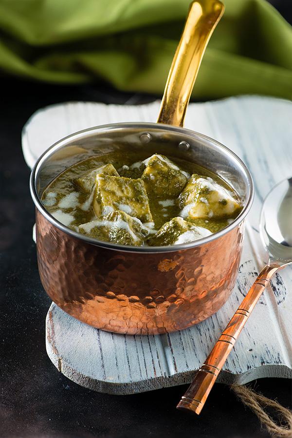 Palak Paneer recipe delicious easy and healthy