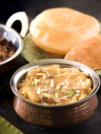 Best Sooji Halwa recipe