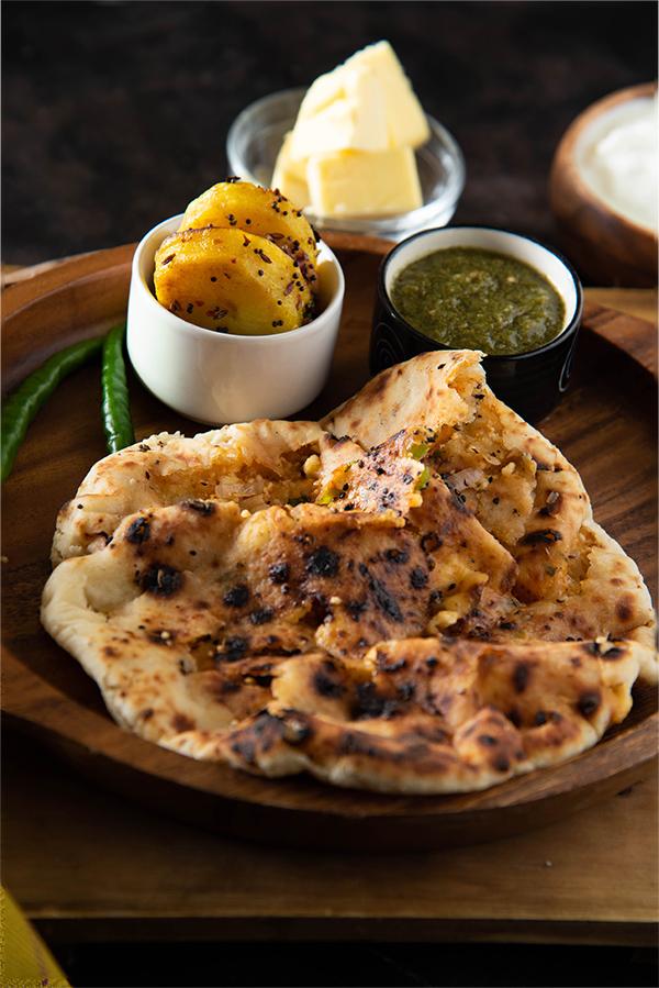 Raju Chur Chur Naan Recipe