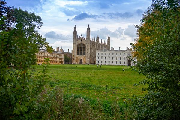 Kings college chapel aberdeen Cambridge UK
