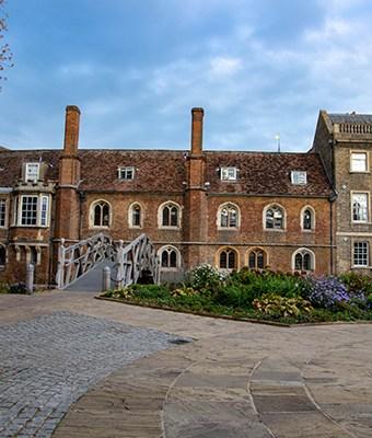 Queens College Cambridge England