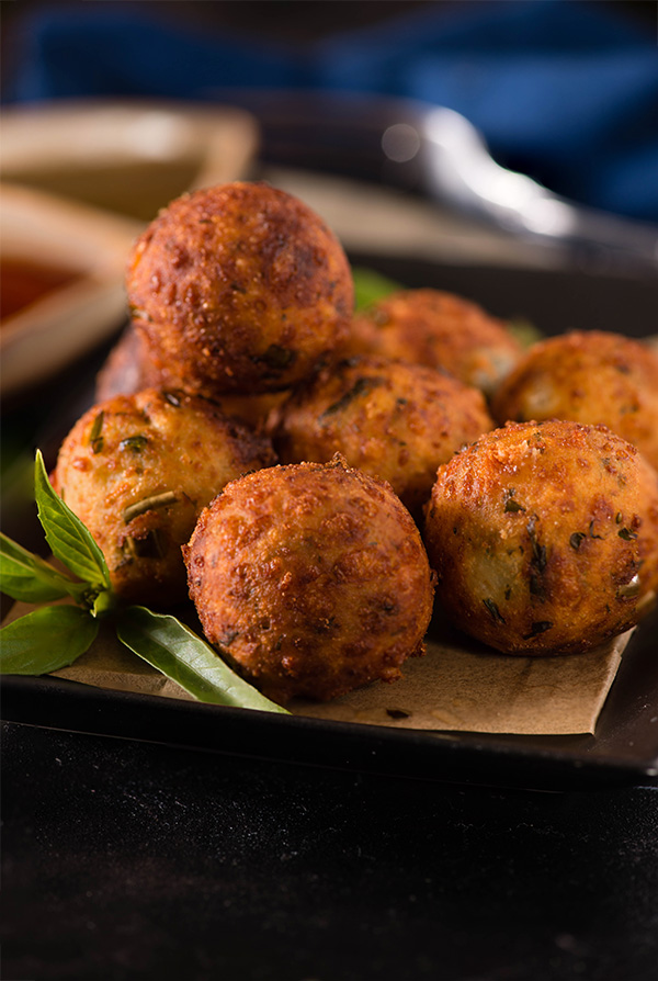 Airforce Style Cheese balls