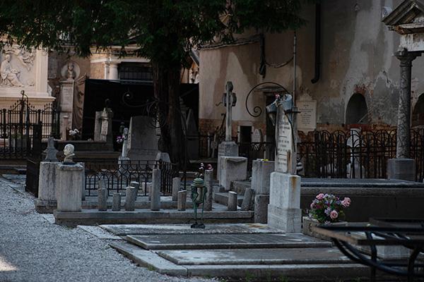 Venice Island of dead