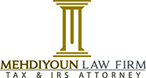 Mehdiyound Law Firm logo