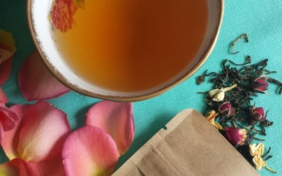 Featured tea: Jewel of Spring