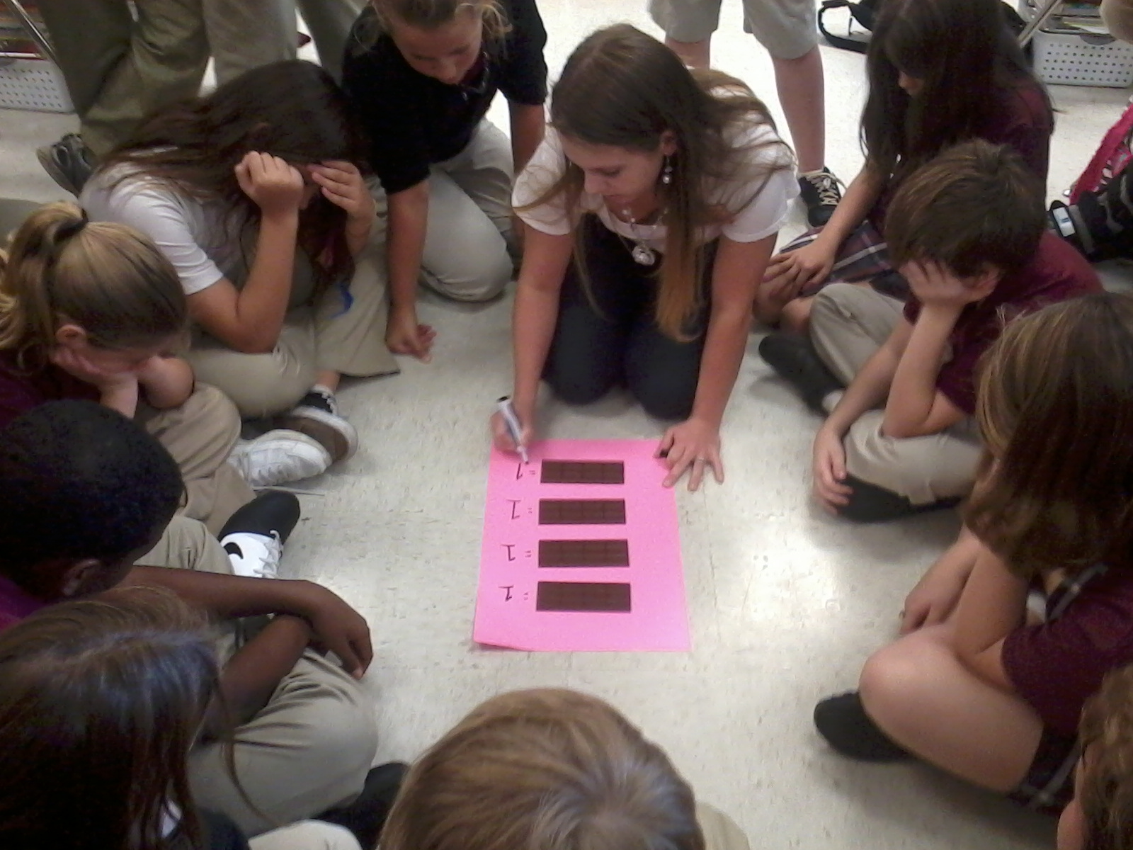 Teaching With Manipulatives