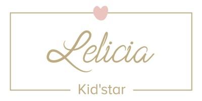 Logo Lelicia Kid'star