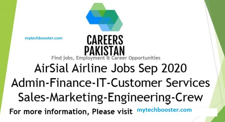 Flight Attendant AirSial Pakistan