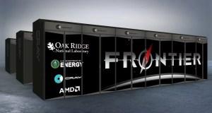 world's fastest supercomputer frontier