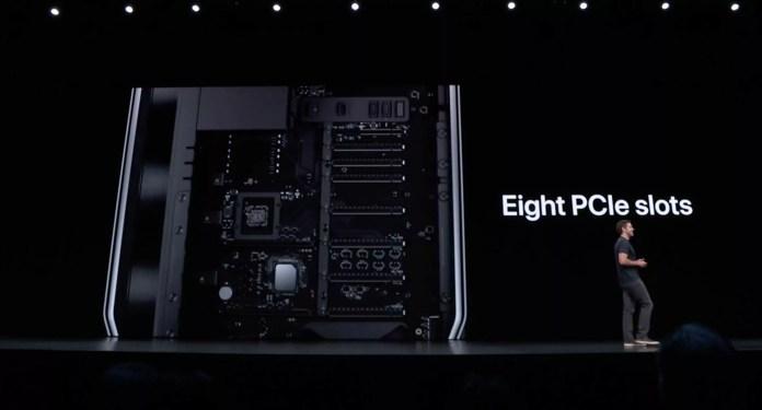 mac pro eight expansion slot