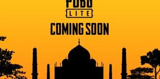 pubg lite launching in India