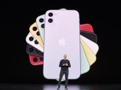 iphone 11 launched