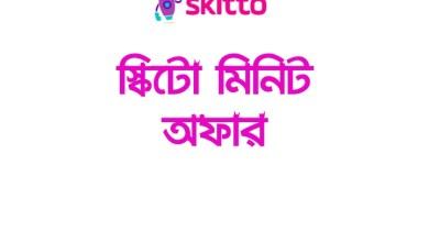 Skitto Sim Minute Offer 2021 & Code