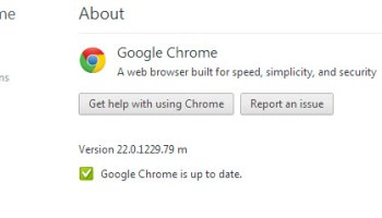 Download Google Chrome 21 Stable Version [Offline Setup