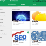 How to Increase Traffic on Website from Google Plus Communities