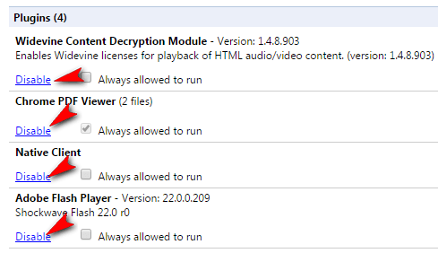 How to Remove Unnecessary Plugins