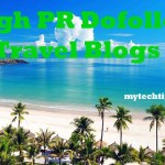 99+ High PR Dofollow Travel Blogs to Build Backlinks