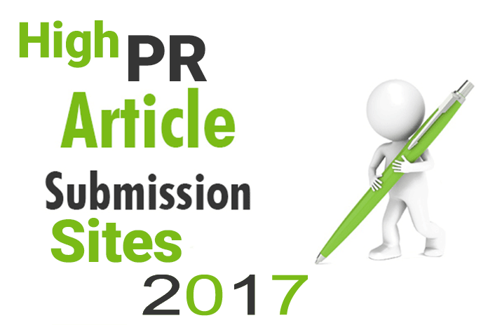Free 100+ High PR Dofollow Article Submission Sites 2020