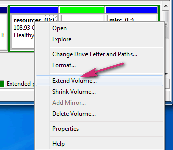 How to Delete a Partition in Windows 7 Tricks