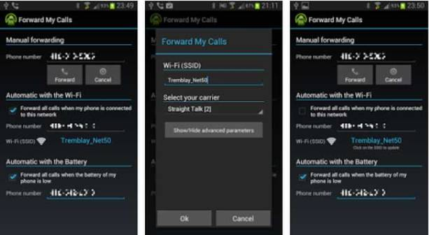 Call Forwarding Apps for Android 2019