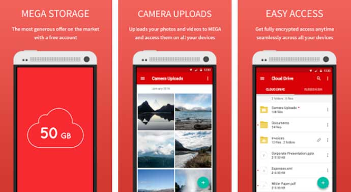 Free Best Cloud App for Android Phone