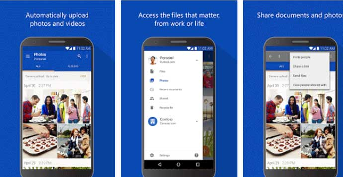 Best Cloud Storage App for Android to Store Your Data