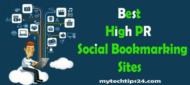Best High PR Social Bookmarking Sites List 2018 (Updated)
