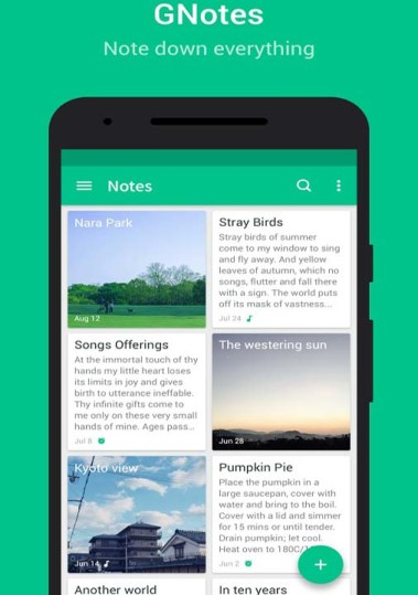 Best Free Notepad for Android
