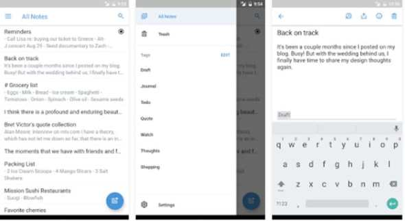 Top Notepad for Android 2019