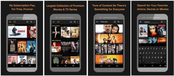 free movies online for iphone