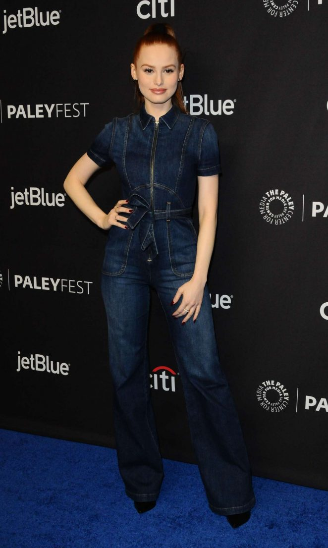 Madelaine Petsch – 'Riverdale' TV Show Presentation at Paleyfest 2018 in Los Angeles