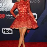 Paris Hilton – 2018 iHeartRadio Music Awards in Inglewood
