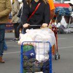 Sophia Bush – Shopping at the Melrose Trading Post in LA