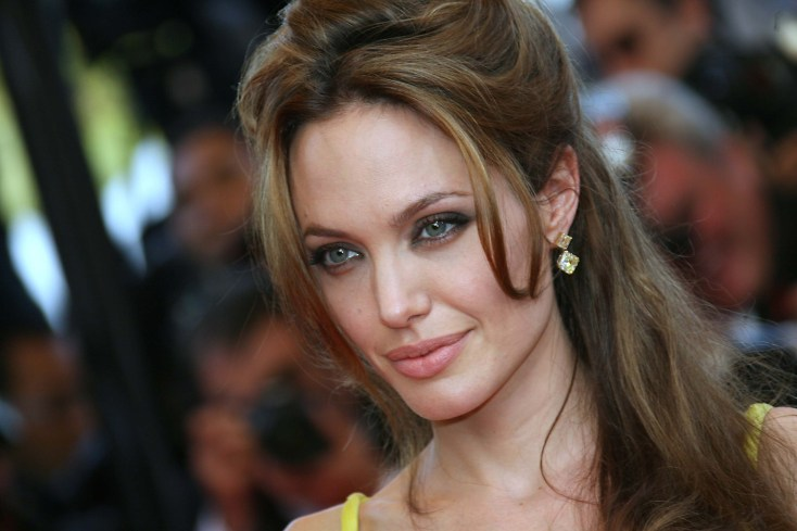 Angelina Jolie Biography - HD Photos