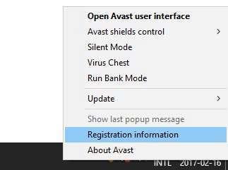 avast free antivirus 2018 activation code till 2038