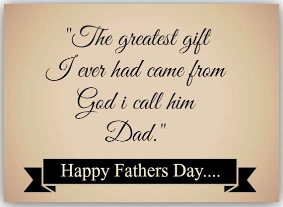 Happy Father's Day 2018 Photos